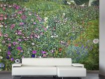 클림트 - 이탈리아 정원풍경