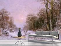 아돌프 구스타프 슈바이처 - 겨울