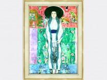 클림트 - 아델레 블로흐바우어의 초상2